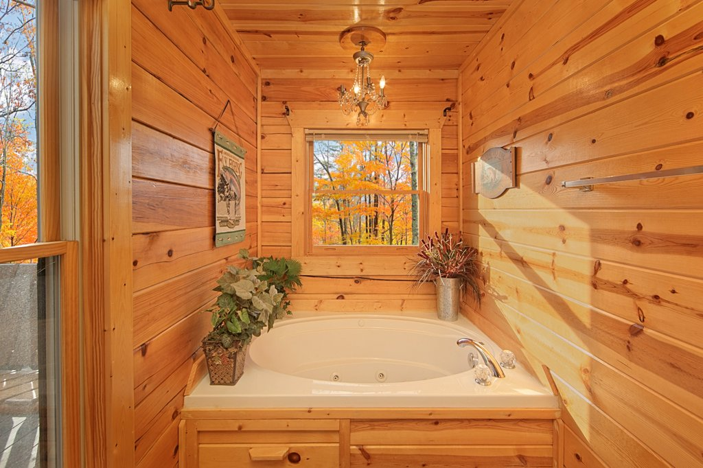 Photo of a Gatlinburg Cabin named A Secret Splash - This is the twelfth photo in the set.