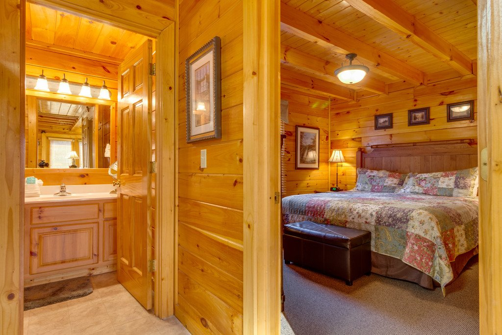 Photo of a Pigeon Forge Cabin named Tennessee Dreams - This is the seventeenth photo in the set.