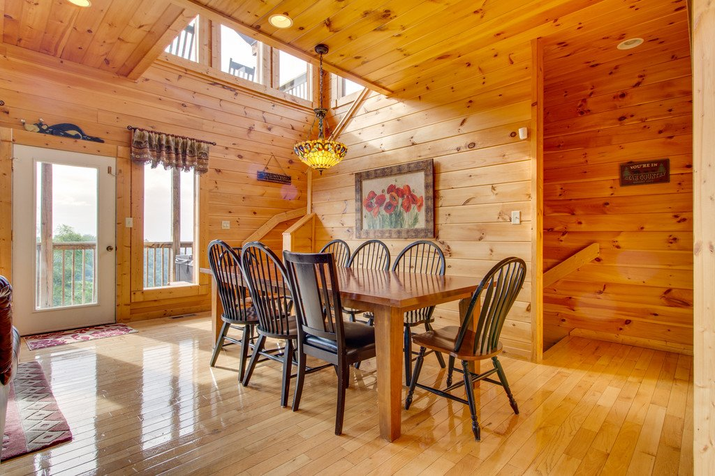 Photo of a Pigeon Forge Cabin named Panoramic Point - This is the fifth photo in the set.