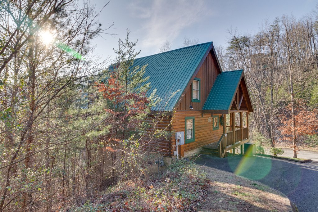 Photo of a Pigeon Forge Cabin named Tennessee Dreams - This is the thirty-second photo in the set.