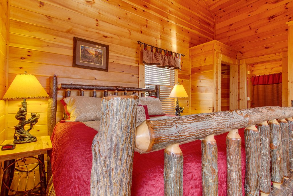 Photo of a Pigeon Forge Cabin named Panoramic Point - This is the fifteenth photo in the set.