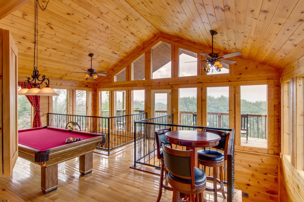 Photo of a Pigeon Forge Cabin named Panoramic Point - This is the twenty-second photo in the set.