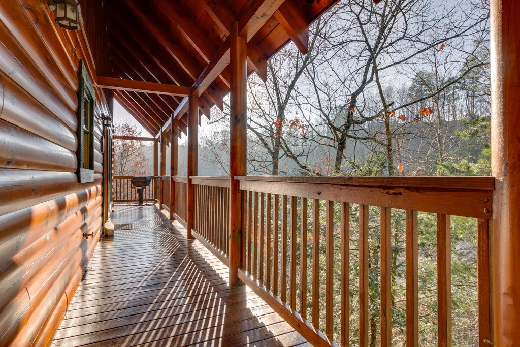 Photo of a Pigeon Forge Cabin named Tennessee Dreams - This is the thirty-first photo in the set.