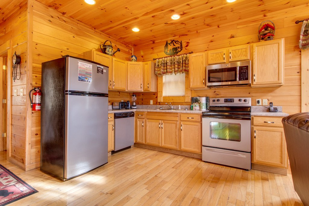 Photo of a Pigeon Forge Cabin named Panoramic Point - This is the seventh photo in the set.