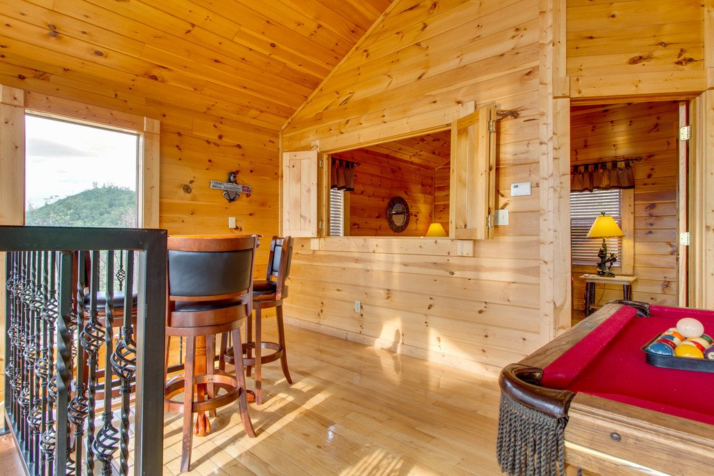 Photo of a Pigeon Forge Cabin named Panoramic Point - This is the twenty-third photo in the set.