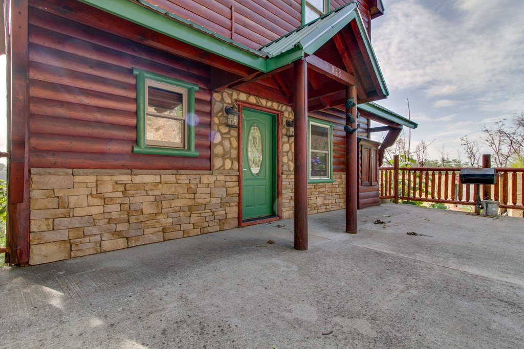 Photo of a Pigeon Forge Cabin named Panoramic Point - This is the fortieth photo in the set.