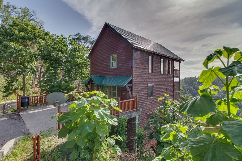 Photo of a Pigeon Forge Cabin named Panoramic Point - This is the forty-fifth photo in the set.