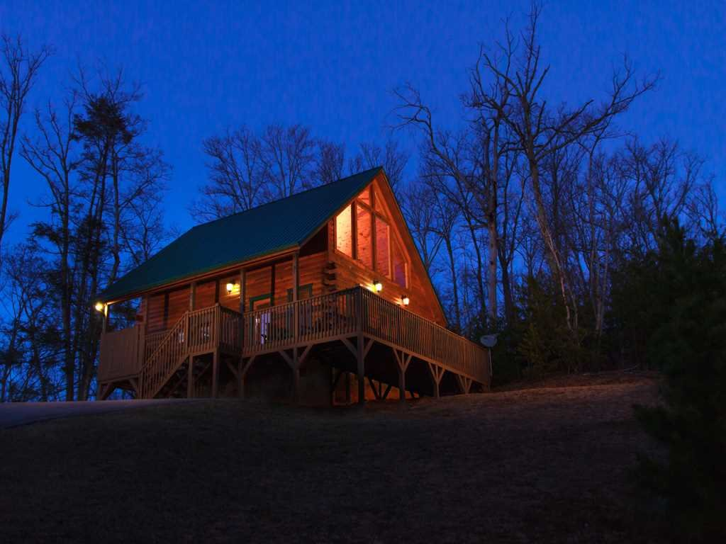 Photo of a Gatlinburg Cabin named Gatlinburg Summit Views - This is the thirty-seventh photo in the set.