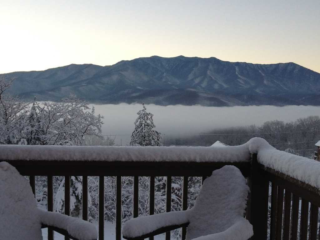 Photo of a Gatlinburg Cabin named Gatlinburg Summit Views - This is the forty-second photo in the set.
