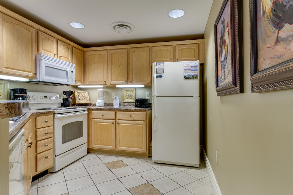 Photo of a Gatlinburg Condo named Baskins Creek 414 - This is the nineteenth photo in the set.