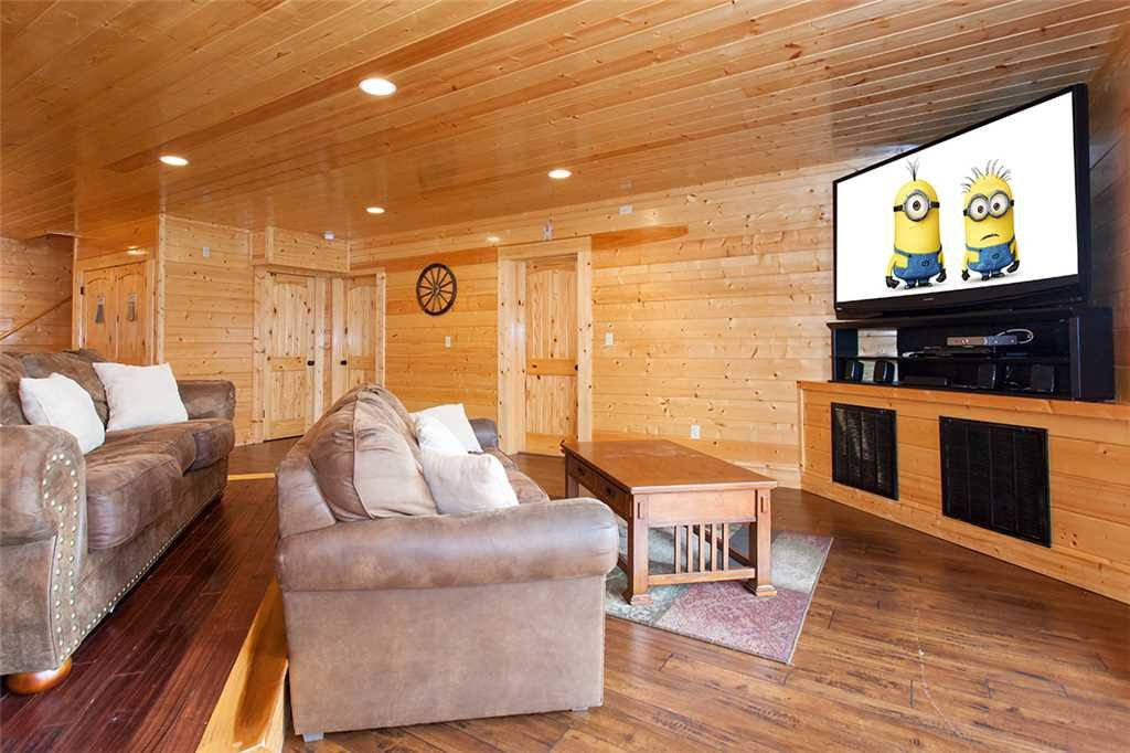 Photo of a Pigeon Forge Cabin named Dream View Manor - This is the thirtieth photo in the set.