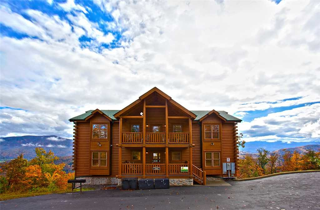 Photo of a Sevierville Cabin named Dream View Manor - This is the one hundred and tenth photo in the set.