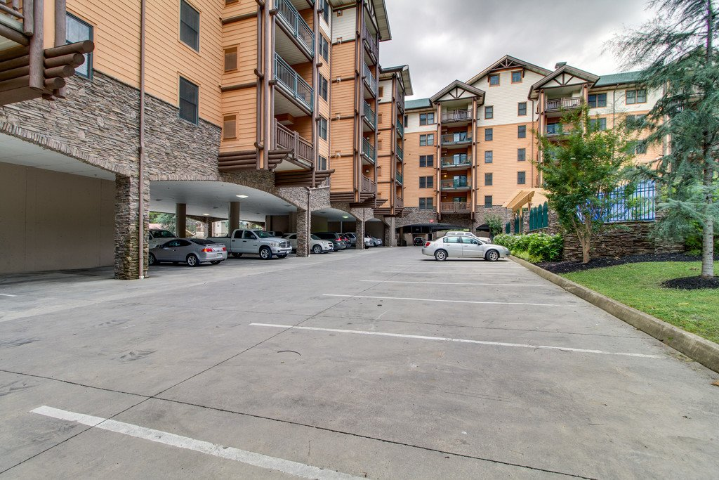 Photo of a Gatlinburg Condo named Baskins Creek 414 - This is the forty-seventh photo in the set.