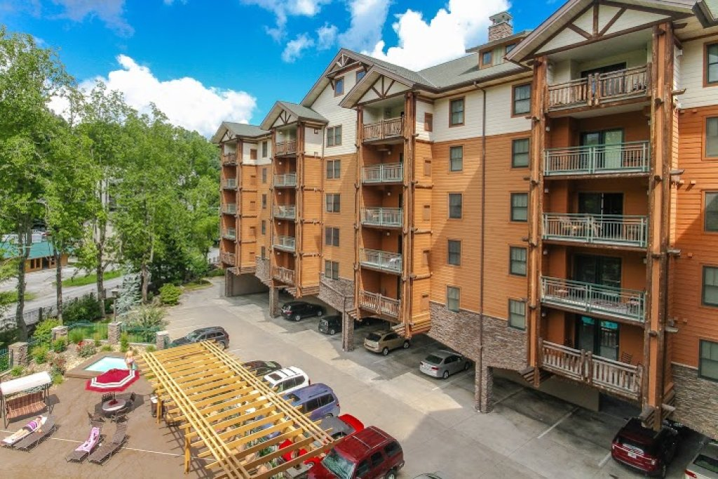 Photo of a Gatlinburg Condo named Baskins Creek 101 - This is the twenty-first photo in the set.