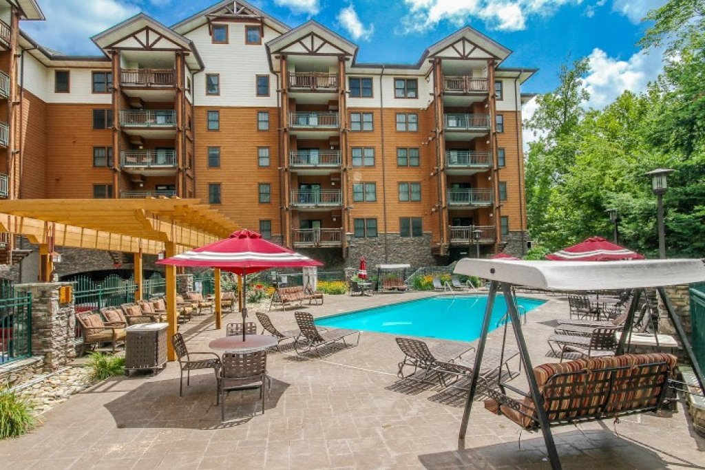 Photo of a Gatlinburg Condo named Baskins Creek 403 - This is the twenty-second photo in the set.