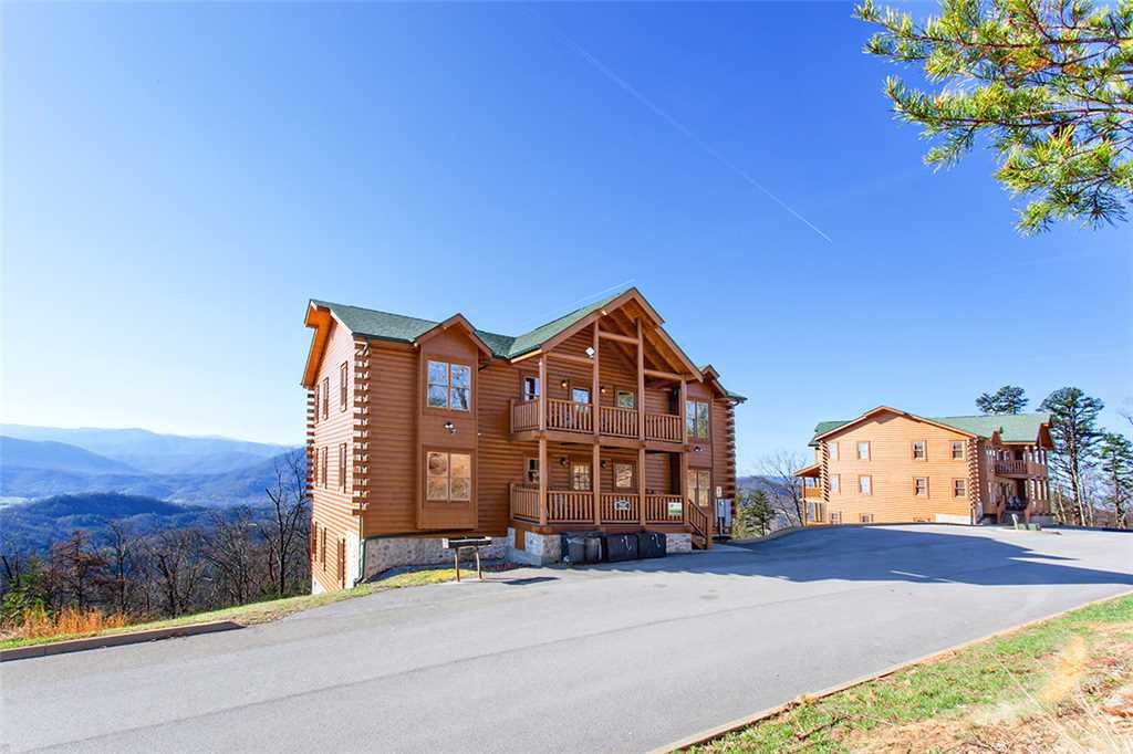 Photo of a Sevierville Cabin named Morning View Manor - This is the one hundred and twenty-second photo in the set.
