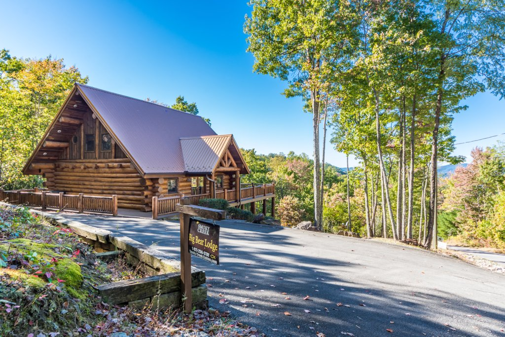 Photo of a Pigeon Forge Cabin named A Cut Above #371 - This is the eighth photo in the set.