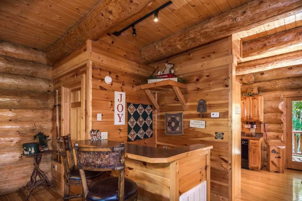 Photo of a Pigeon Forge Cabin named A Cut Above #371 - This is the eleventh photo in the set.
