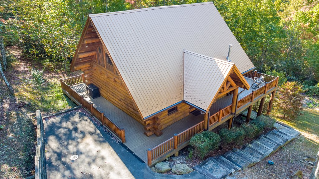 Photo of a Pigeon Forge Cabin named A Cut Above #371 - This is the thirteenth photo in the set.