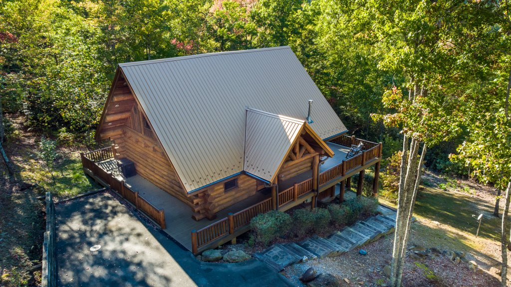 Photo of a Pigeon Forge Cabin named A Cut Above #371 - This is the twenty-second photo in the set.