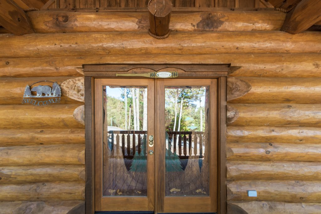 Photo of a Pigeon Forge Cabin named A Cut Above #371 - This is the thirty-sixth photo in the set.