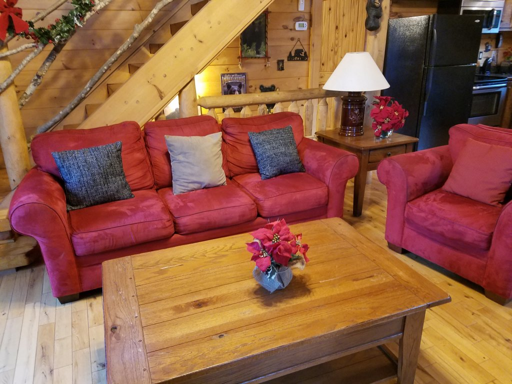 Photo of a Gatlinburg Cabin named Beary Secluded #296 - This is the forty-ninth photo in the set.