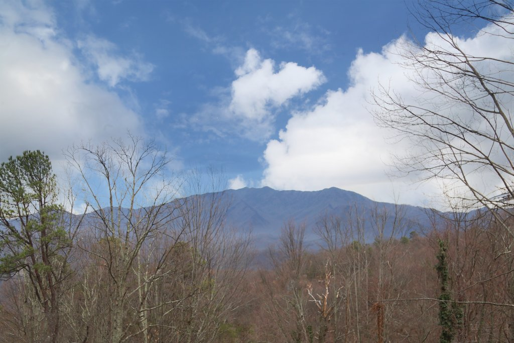 Photo of a Gatlinburg Cabin named Mount Beautiful - This is the third photo in the set.