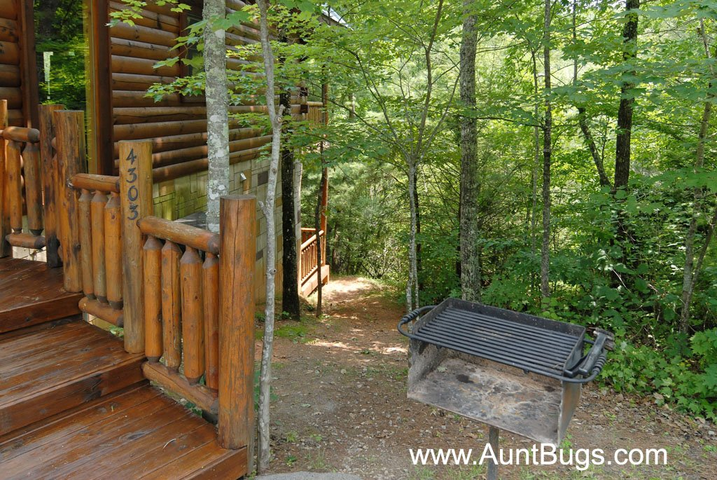 Photo of a Gatlinburg Cabin named Beary Secluded #296 - This is the forty-third photo in the set.
