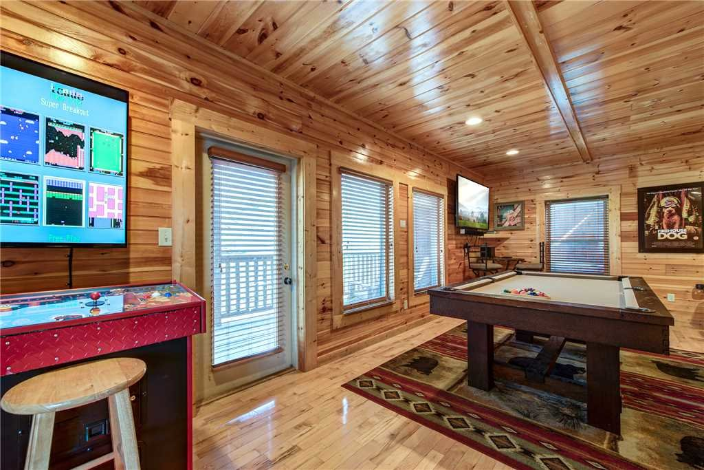 Photo of a Gatlinburg Cabin named Day Dreamer - This is the eighth photo in the set.