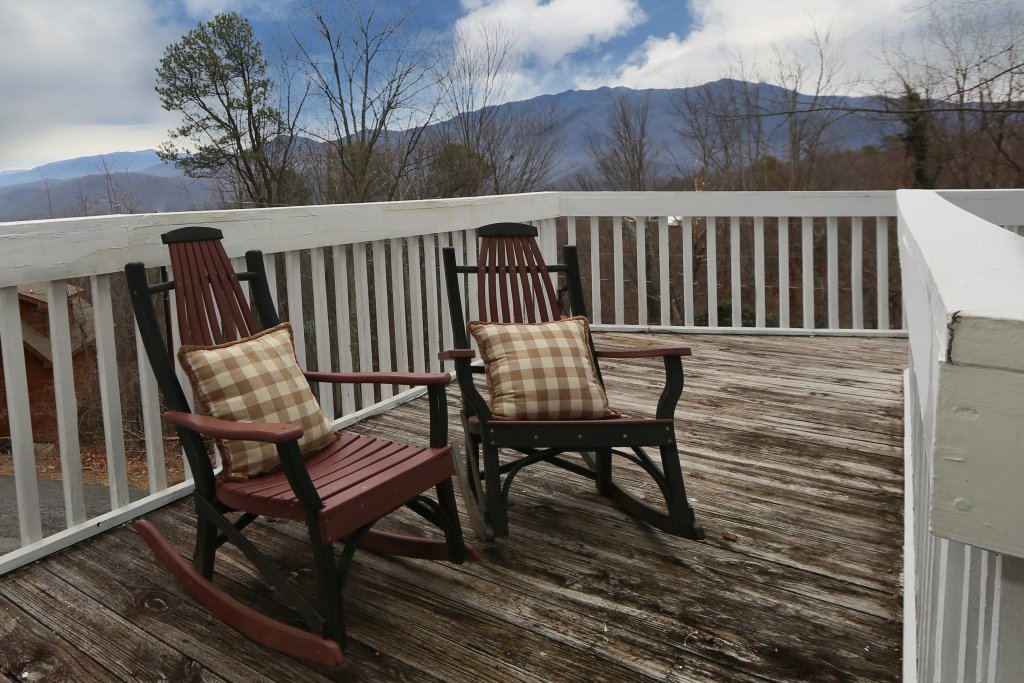 Photo of a Gatlinburg Cabin named Mount Beautiful - This is the sixth photo in the set.