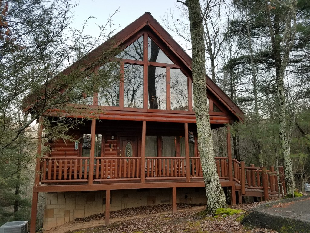 Photo of a Gatlinburg Cabin named Beary Secluded #296 - This is the forty-eighth photo in the set.