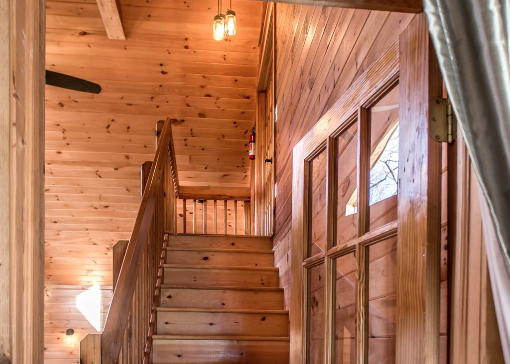 Photo of a Pigeon Forge Cabin named Sweet Tea - This is the eleventh photo in the set.