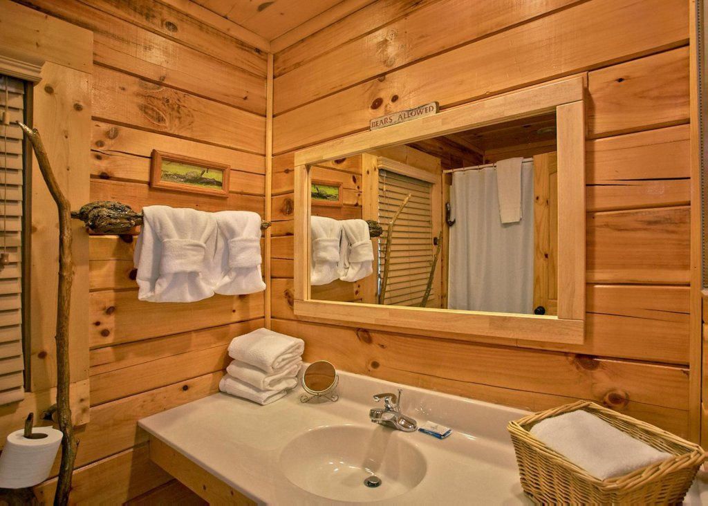 Photo of a Pigeon Forge Cabin named Southern Elegance #70 - This is the twelfth photo in the set.