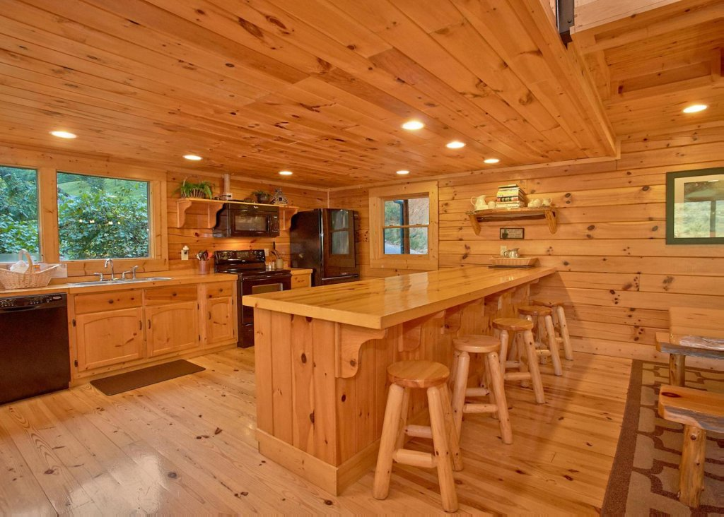 Photo of a Pigeon Forge Cabin named Southern Elegance #70 - This is the sixth photo in the set.