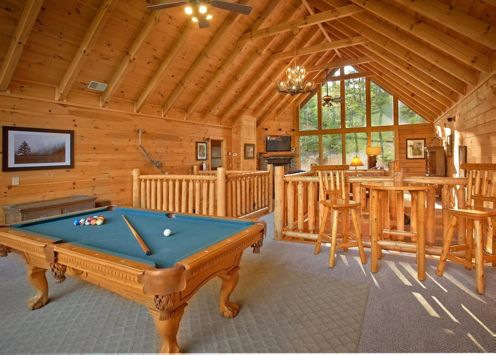Photo of a Pigeon Forge Cabin named Southern Elegance #70 - This is the eighth photo in the set.