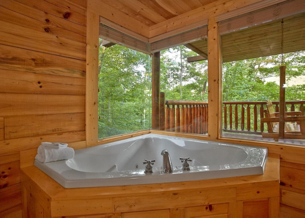 Photo of a Pigeon Forge Cabin named Southern Elegance #70 - This is the fifteenth photo in the set.