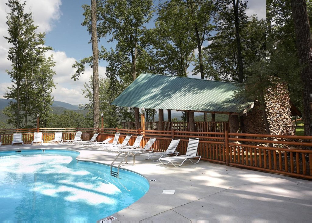 Photo of a Pigeon Forge Cabin named Southern Elegance #70 - This is the twenty-seventh photo in the set.