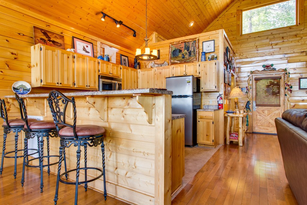 Photo of a Pigeon Forge Cabin named Soaring High - This is the eighth photo in the set.