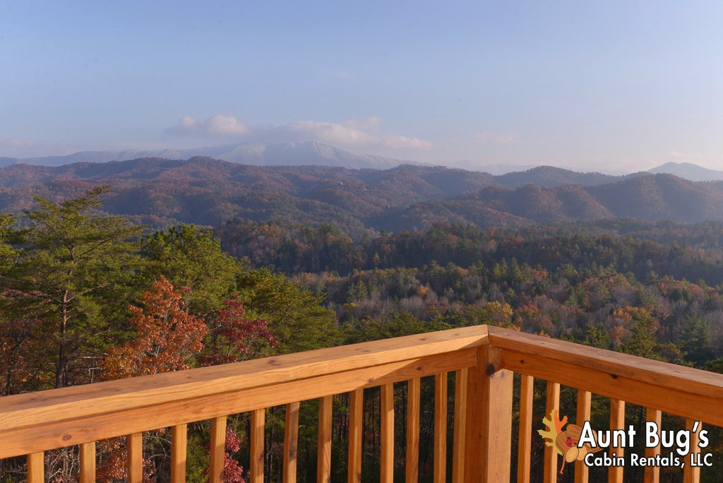 Photo of a Pigeon Forge Cabin named A View To Remember - 204 - This is the third photo in the set.