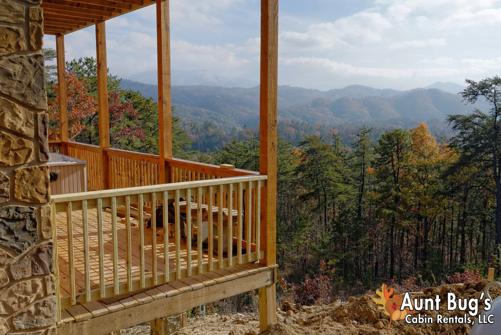 Photo of a Pigeon Forge Cabin named A View To Remember - 204 - This is the fiftieth photo in the set.