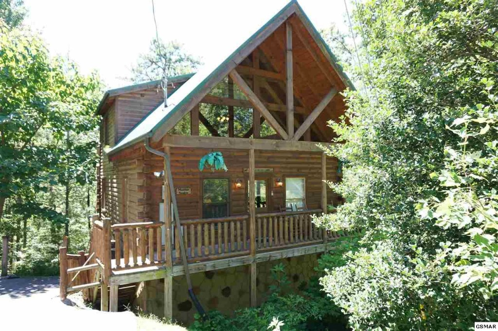 Photo of a Gatlinburg Cabin named Mountain Paradise - 295 - This is the first photo in the set.