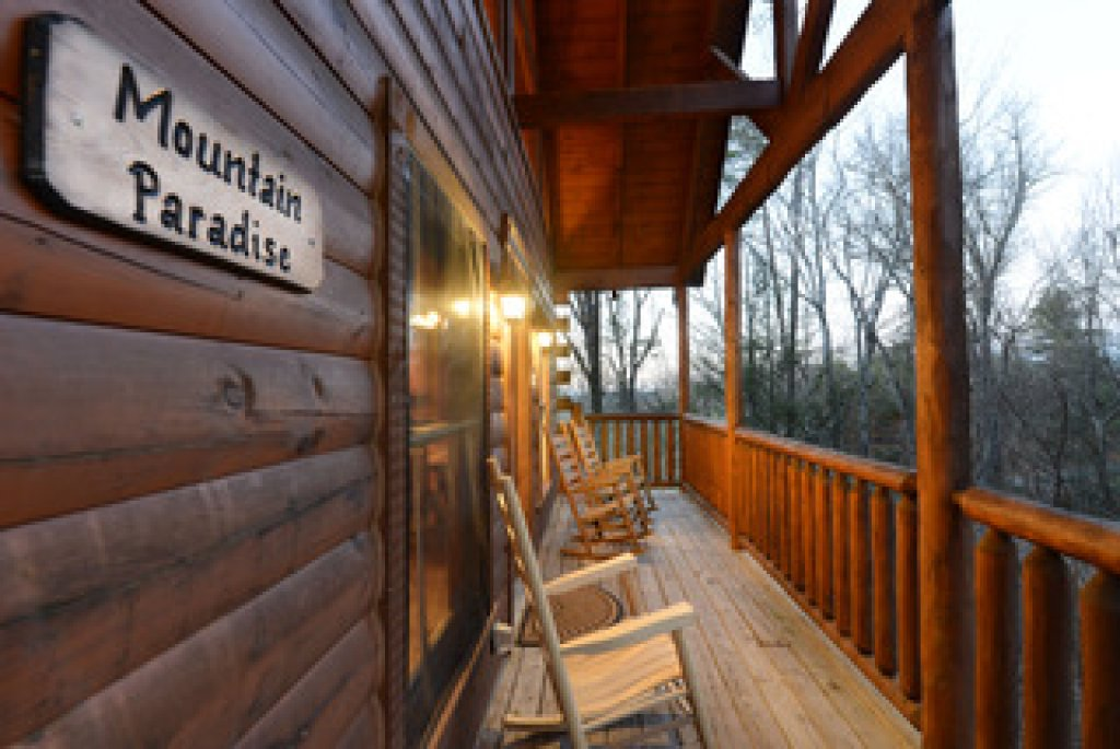 Photo of a Gatlinburg Cabin named Mountain Paradise - 295 - This is the sixteenth photo in the set.