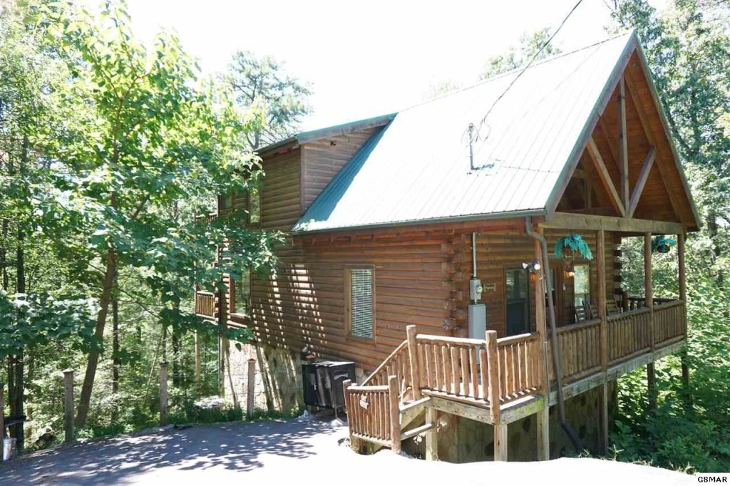 Photo of a Gatlinburg Cabin named Mountain Paradise - 295 - This is the fourteenth photo in the set.