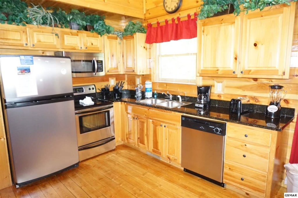 Photo of a Gatlinburg Cabin named Mountain Paradise - 295 - This is the twelfth photo in the set.