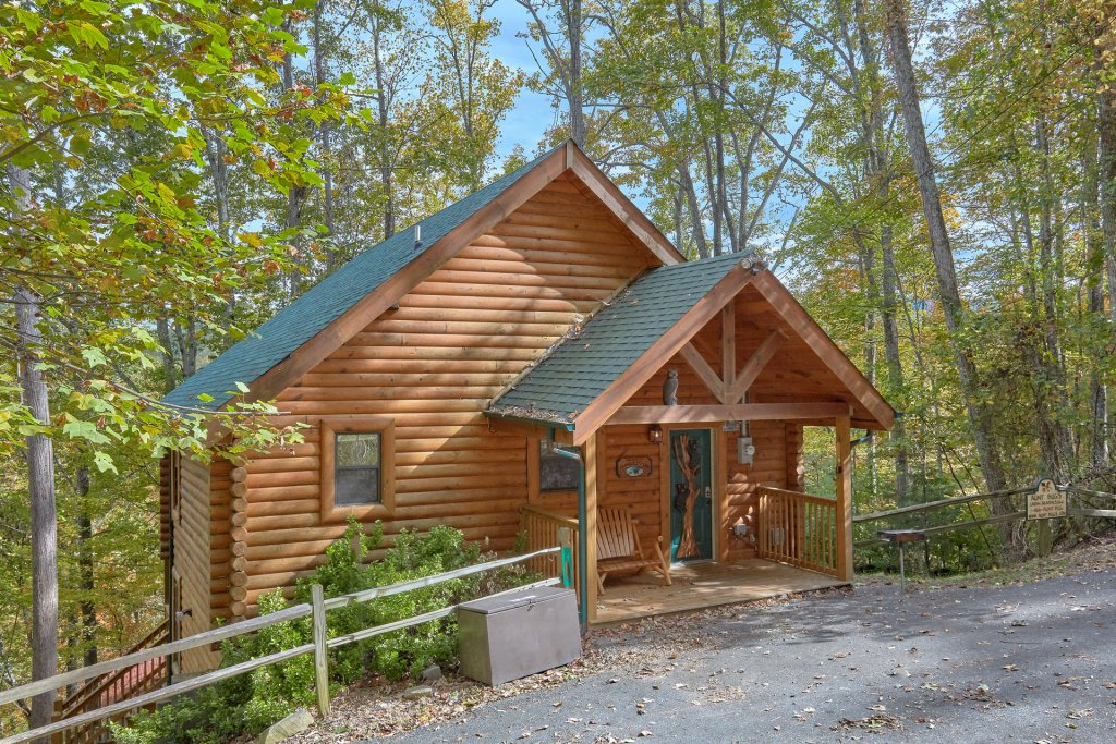 Photo of a Pigeon Forge Cabin named Tranquility Den - 210 - This is the fourteenth photo in the set.