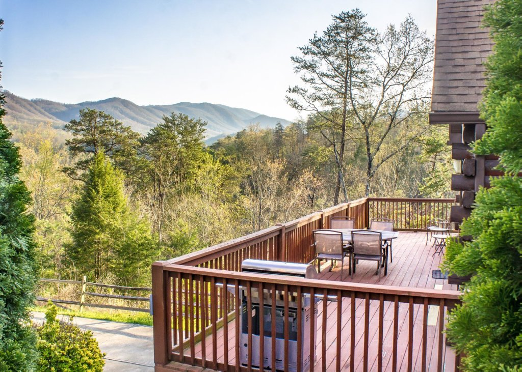 Photo of a Pigeon Forge Chalet named Birchwood Lodge - This is the second photo in the set.