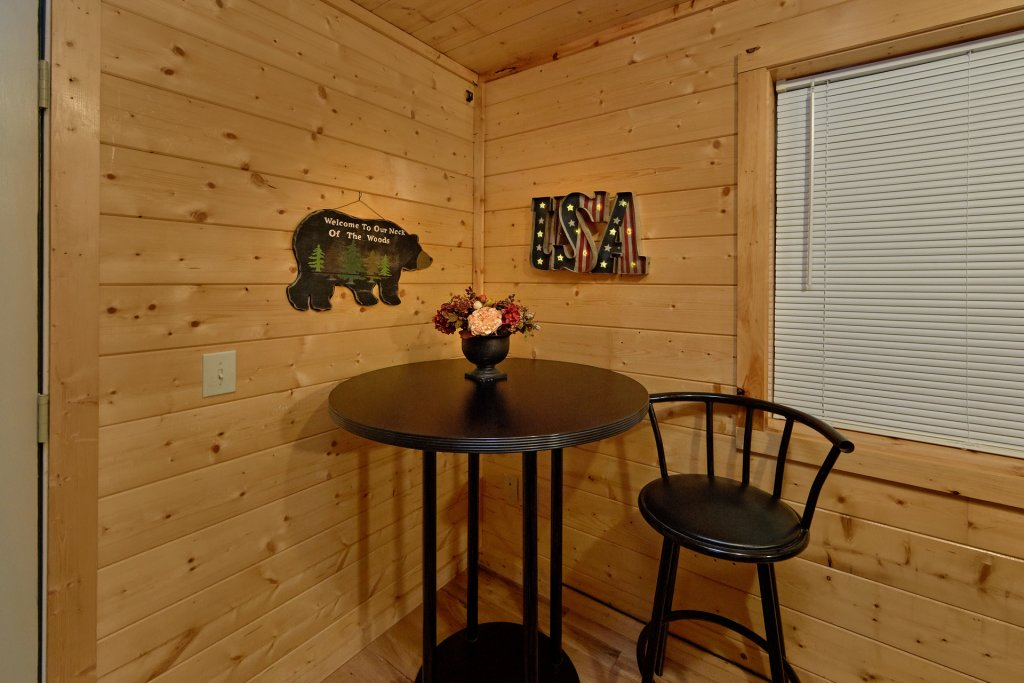 Photo of a Pigeon Forge Cabin named Tranquility Den - 210 - This is the twenty-first photo in the set.