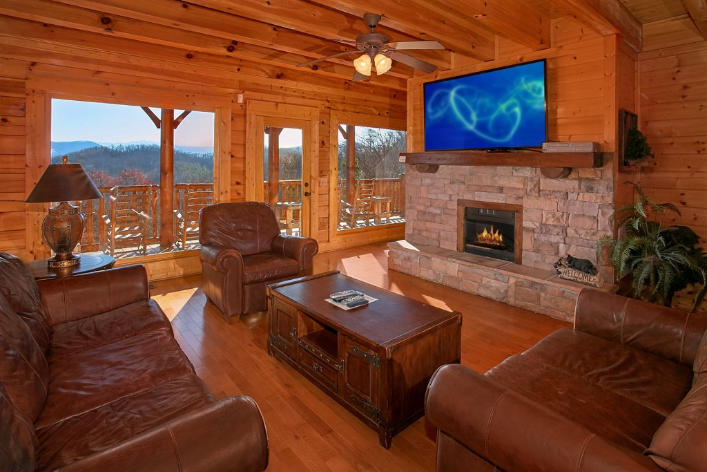 Photo of a Pigeon Forge Cabin named Vista Lodge - This is the thirteenth photo in the set.