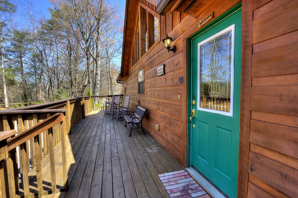 Photo of a Pigeon Forge Cabin named Always Delightful - 411 - This is the seventy-eighth photo in the set.