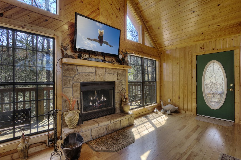 Photo of a Pigeon Forge Cabin named Always Delightful - 411 - This is the fifty-ninth photo in the set.